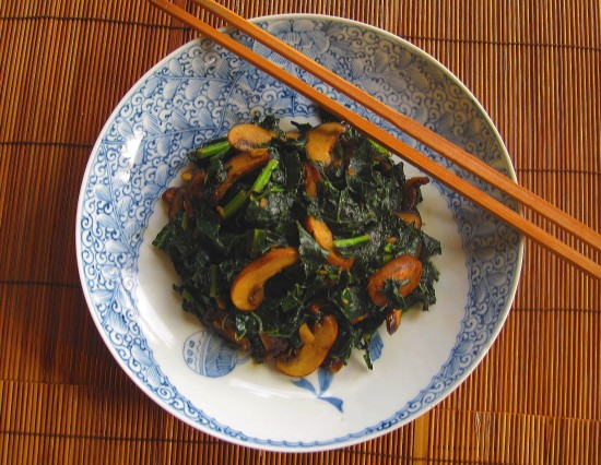 how to cook dino kale