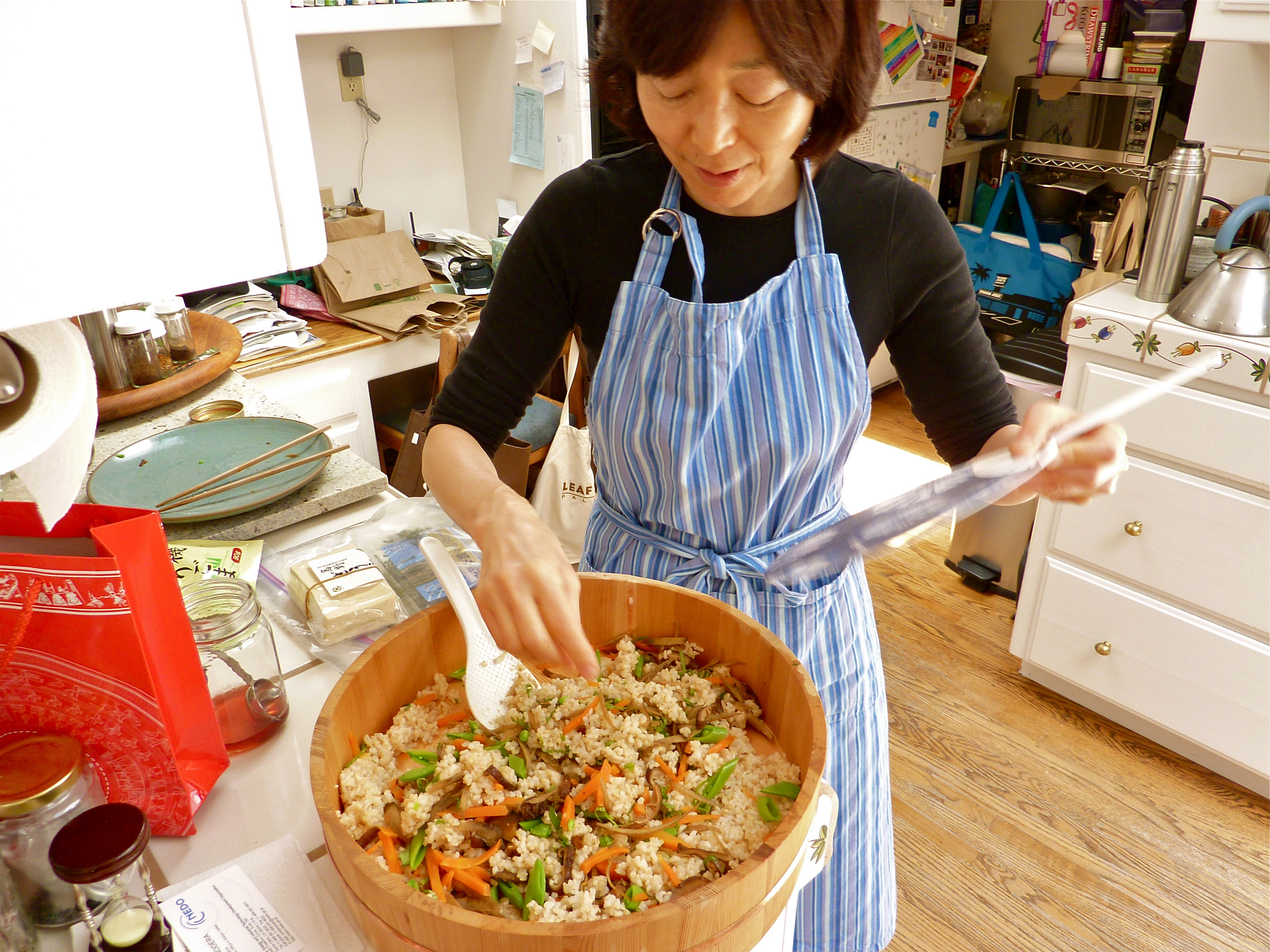 Shojin ryori the macrochef new cooking class unlocking the secrets of japanese vegetarian cooking forumfinder Choice Image