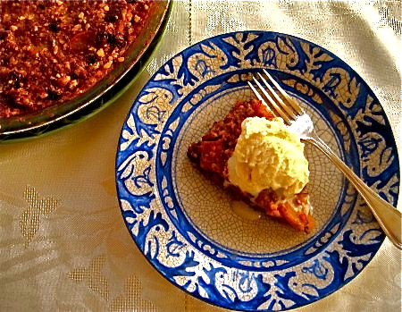 Encore: Try This Apple-Matzoh Pudding Cake For Passover ...