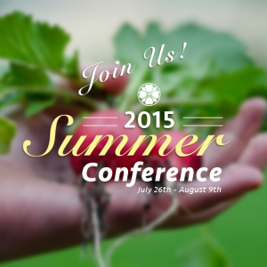 Kushi Institute Summer Conference 3